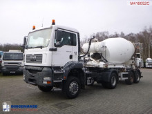 MAN TGA 18.410 tractor-trailer used concrete