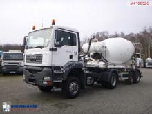 MAN concrete tractor-trailer TGA 18.410