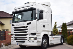 Тягач Scania R450 Euro-6 STREAMLINE *9-2016* Xenon,IMPORT б/у