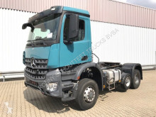 Çekici Mercedes Arocs 2043 AS 4x4 2043 AS 4x4 Kipphydraulik u. Paul Mini-Vorlaufachse/liftbar