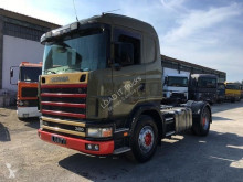 Scania L tractor unit used