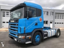 Tracteur Scania R124 420 occasion