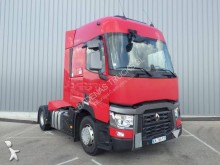 Cap tractor Renault Gamme T 460 DXI second-hand
