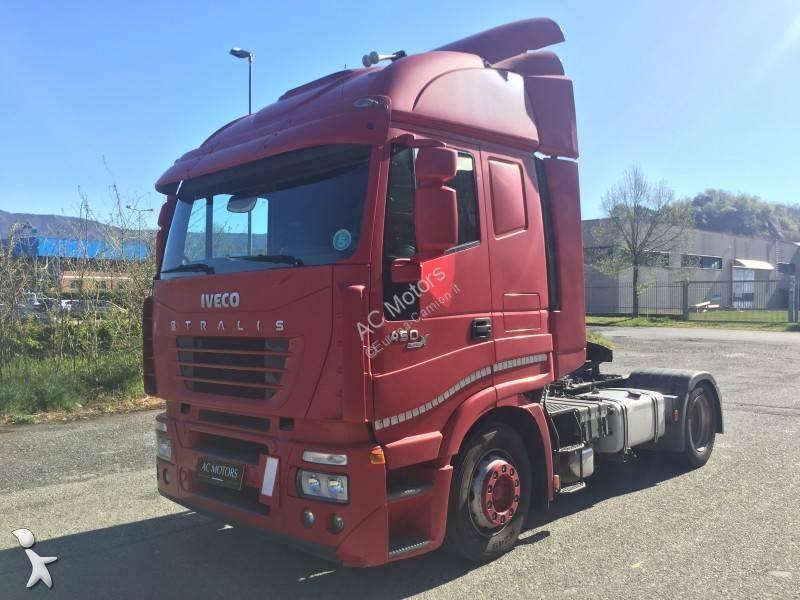 Voir les photos Tracteur Iveco Stralis 440 S 45