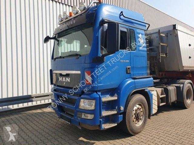 Voir les photos Tracteur MAN TGS 18.480 4x4H BLS  18.480 4x4H BLS, Pritarder, Kipphydraulik