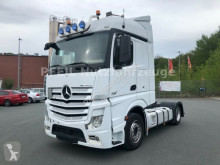 Tracteur convoi exceptionnel Mercedes 1845 Stream Space- Euro 5- 2 Tanks- Kühlbox