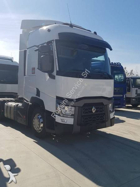 Vedere le foto Trattore Renault Gamme T 460