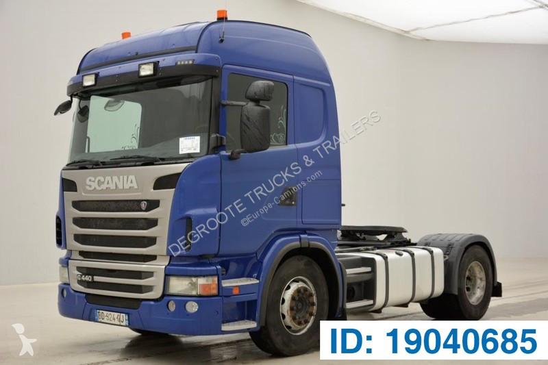 Prohlédnout fotografie Tahač Scania G 440