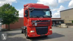 Влекач DAF 105-410XF G-Haus Hochdach German Truck