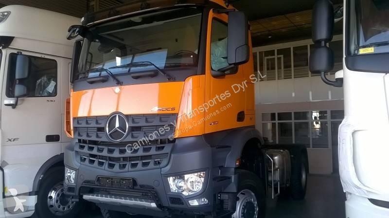 Voir les photos Tracteur Mercedes Arocs 2045 AS