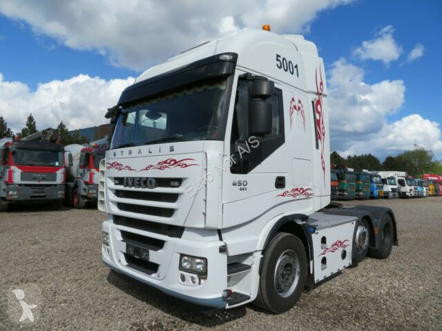 Voir les photos Tracteur Iveco Stralis AS440S45 Active Space Euro 5 EEV