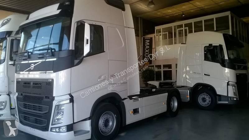 Ver las fotos Cabeza tractora Volvo FH 500