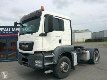 MAN TGS tractor unit used