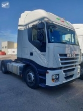 Iveco Stralis 420 tractor unit used