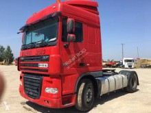 DAF XF105 FT 460 tractor unit used