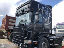 Zobaczyć zdjęcia Ciągnik siodłowy Scania 164- 480