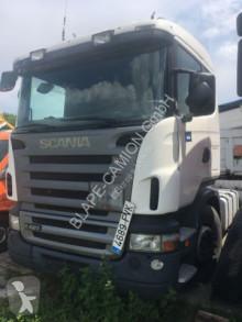 Cabeza tractora usada Scania R420 mit kipphidraulick