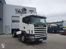 Scania L124.470, Steel /Air tractor unit