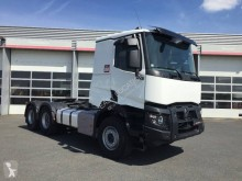 Used exceptional transport tractor unit Renault Gamme C 520.26 DTI 13
