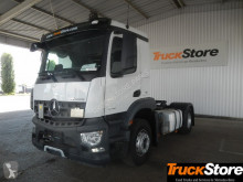 Used tractor unit Mercedes Actros 1843LS