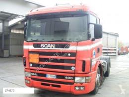 Влекач Scania 124.400 втора употреба