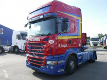 Scania R480-TOPLINE-RETARDER-STANDKLI tractor unit