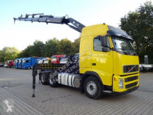Cabeza tractora Volvo FH 440 HIAB 350_5 usada
