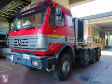 Mercedes SK 3553 tractor unit used exceptional transport