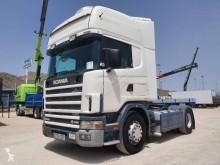 Tractor Scania L 164L480 usado