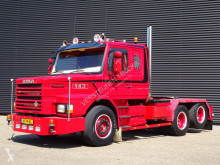 Scania Torpedo tractor unit used