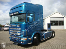 Scania 144-530 v8 tractor unit used
