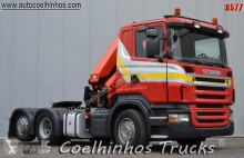 Scania tractor unit R 420