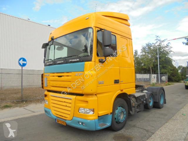 Ver as fotos Tractor DAF XF105