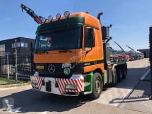 tracteur Mercedes 4153 TITAN 250 TON WSK BLAD HAND