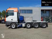 tracteur convoi exceptionnel MAN