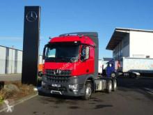 Cabeza tractora Mercedes Arocs 2643 LS 6x6 HAD Allrad, Retarder, Kipphydr usada