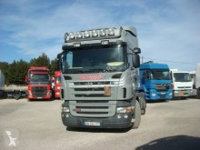 Scania R 420 tractor unit used