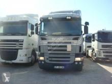 Cabeza tractora productos peligrosos / ADR Scania R 420