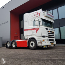 Scania R730 6x2 full air retarder tractor unit