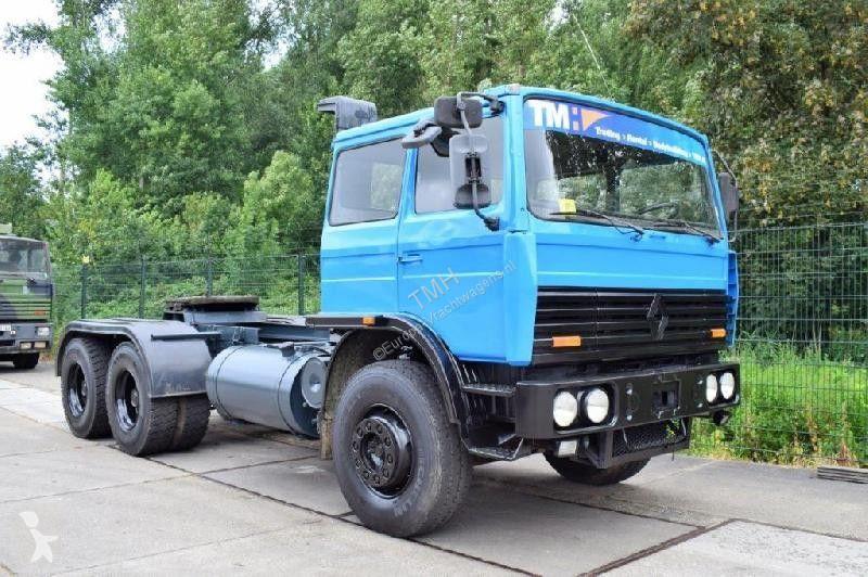 Ver as fotos Tractor Renault G290