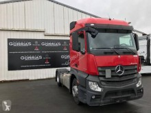 View images Mercedes Actros 1845 LS tractor unit