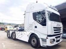 Used exceptional transport tractor unit Iveco Stralis 500