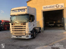 Scania 124-440 tractor unit used
