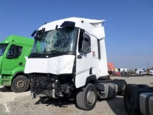 Tracteur Renault Gamme T 460 accidenté