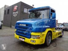 Преглед на снимките Влекач Scania 124 420 Torpedo/