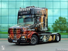 tracteur Scania T580 TOPLINE TORPEDO SPECIAL SHOW TRUCK ONE OF A KIND