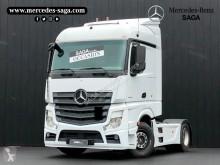 Cabeza tractora usada Mercedes Actros II 1845 Streamspace 2.5m Euro 5