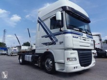 DAF XF105 460 tractor unit used low bed