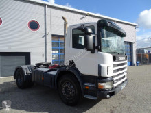 Tracteur Scania 114-380 / MANUAL / FULL STEEL SUSPENSION / 2002 occasion