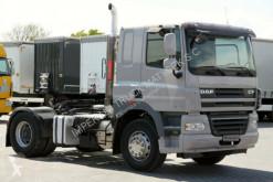 DAF CF 85.410 / LOW CAB /RETARDER / HYDRAULIC SYSTEM tractor unit